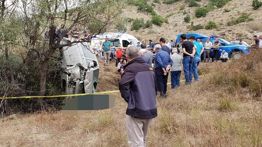MHP'li başkan kazada hayatını kaybetti