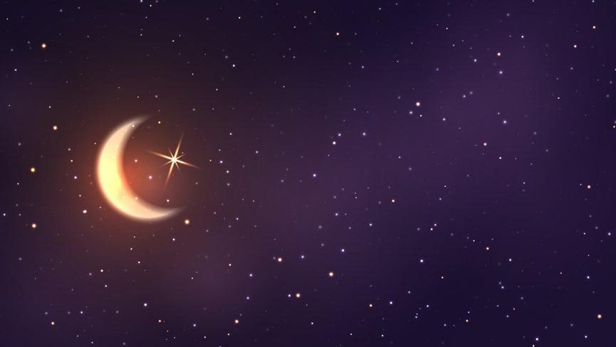 Ekim ayında Ay'ın boşlukta olduğu zamanlar!