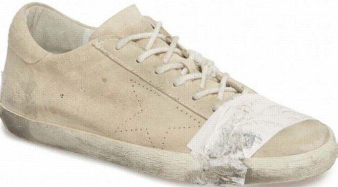 Dev markanın 'yeni' ayakkabısı ortalığı karıştırdı… Fiyatı el yakıyor