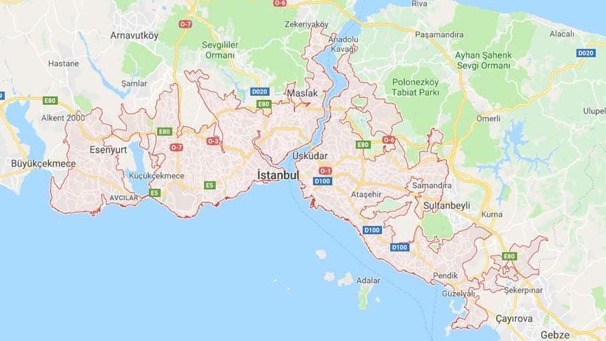 İstanbul'da baz kapanı: Tam 46 bin 46 adet