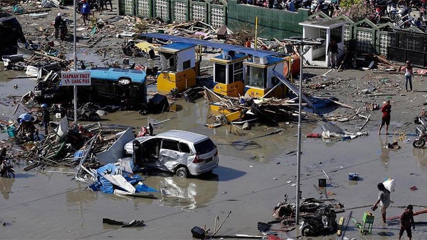 Son Dakika... Endonezya'da ölü sayısı 1203 oldu