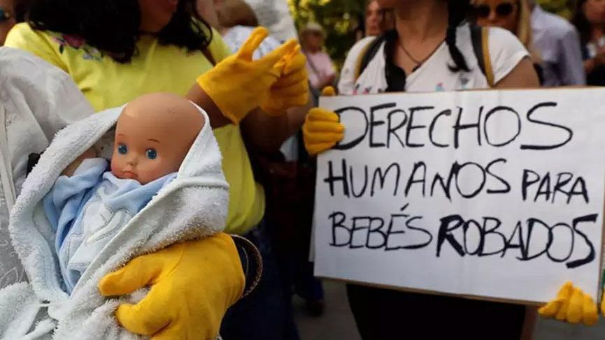İspanya'da 'çalıntı bebekler' davası