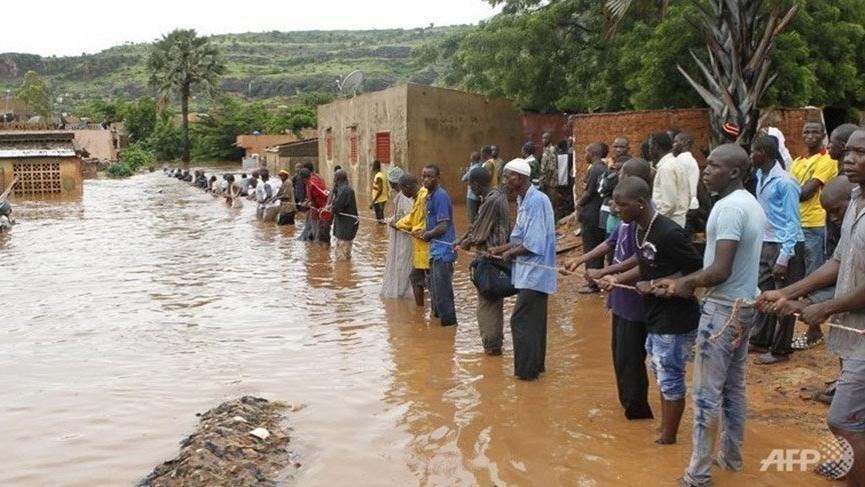 Mali'de sel: 13 ölü, 14 yaralı