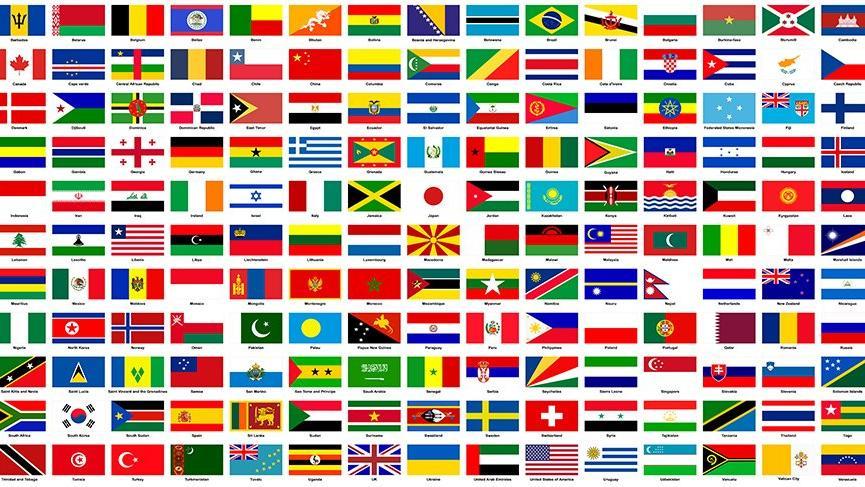 Tunus, Bahreyn ve Singapur'un bayraklarının ortak özelliği nedir? İşte Hadi ipucu…
