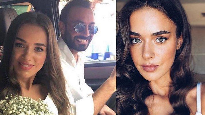 Güzel oyuncu Bensu Soral, Hakan Baş ile evleniyor!