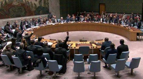 BM Güvenlik Konseyinde ilk kez yolsuzluk oturumu