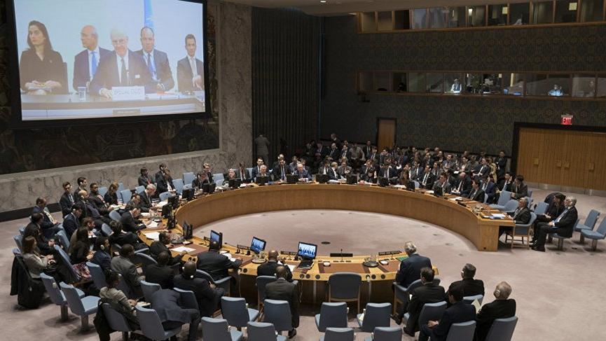 BM Suriye konusunda çağrıda bulundu