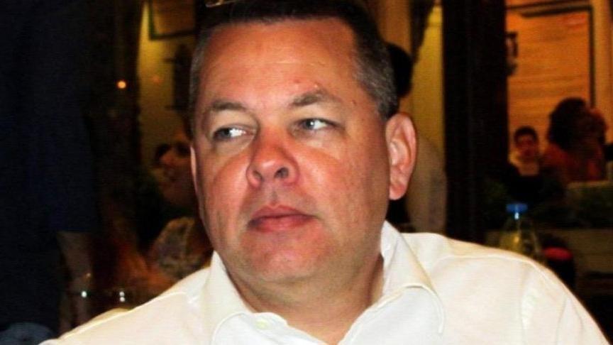 Wall Street Journal: Rahip Brunson 12 Ekim'de serbest kalabilir