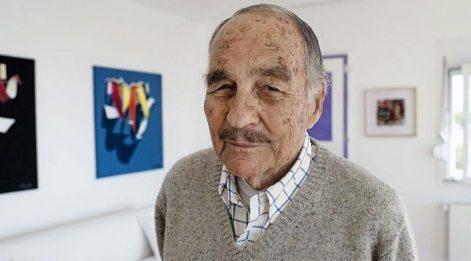 Burhan Doğançay 91 yaşında!