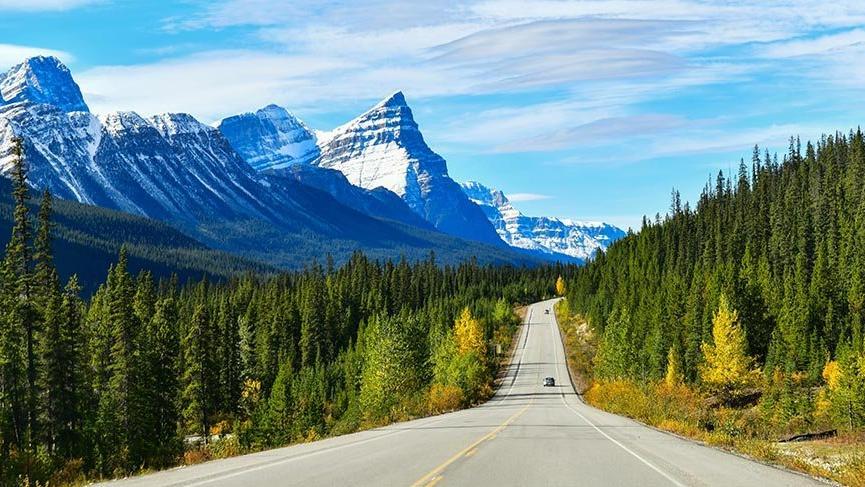 Kanada'yı her yönüyle tanımanıza olanak verecek rotalar