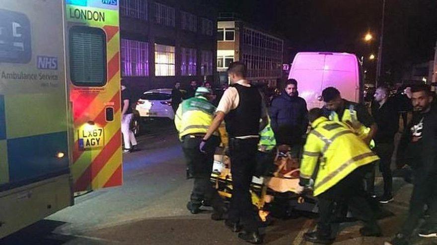 İngiltere'de cami önünde nefret suçu… Otomobille saldırdı