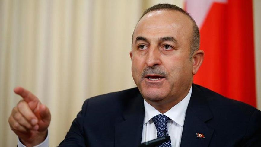 Son dakika... Dışişleri Bakanı Çavuşoğlu'ndan Suriye açıklaması
