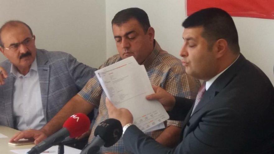 Milyonluk ihale kıyağı iddiasının belgeleri