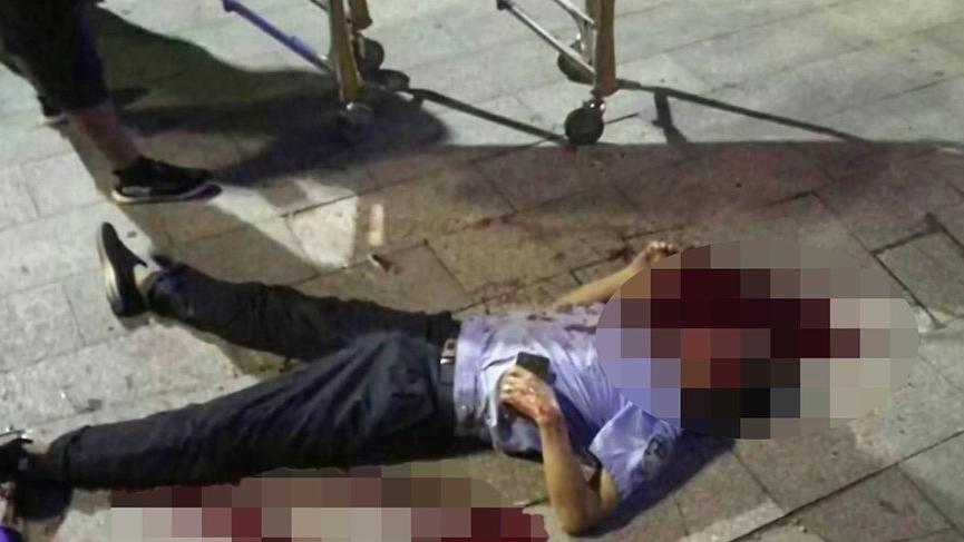 Aracı kalabalığın üzerine sürdü: 9 ölü, 46 yaralı