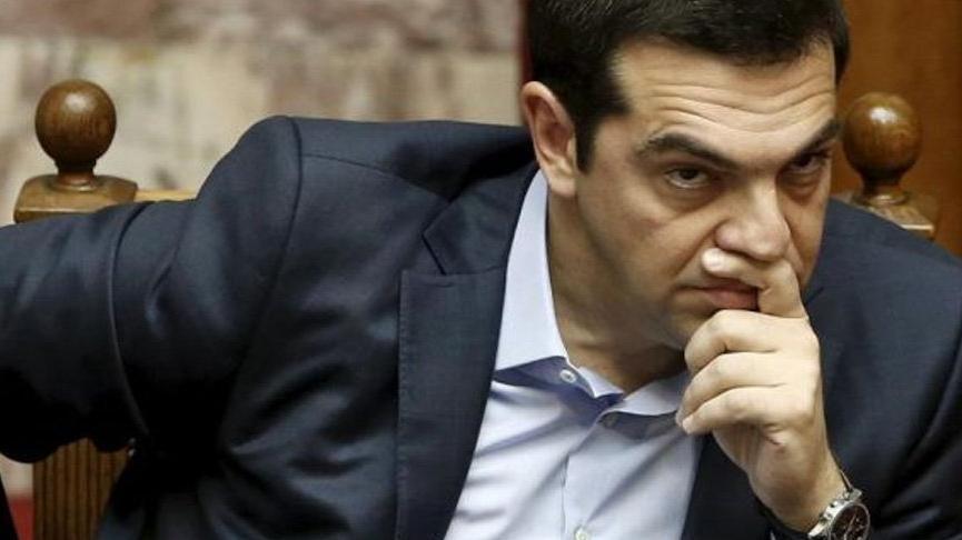 Yunanistan Başbakanı Aleksis Çipras yeni ekonomi paketini açıkladı