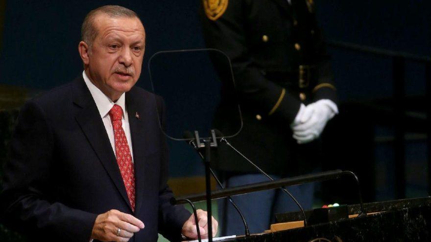 Erdoğan: Abartılacak bir sıkıntı süreci değil