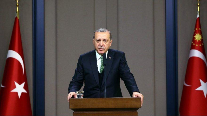 Erdoğan yokken yerine Fuat Okay geçecek