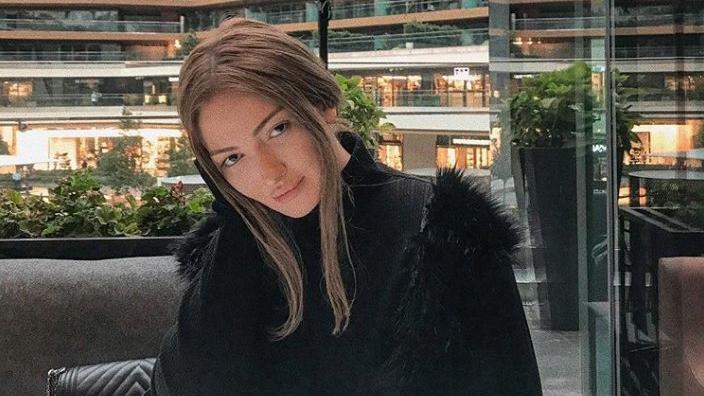 Sevgilisi Berat Demir'den ayrıldığı iddia edilen Danla Bilic'ten ilk açıklama