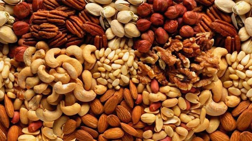 TÜKSİAD Başkanı: Kuru yemiş fiyatları zamlandı