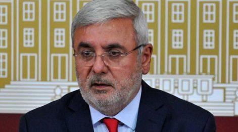 AKP'li Metiner: Af için masaya oturmak lazım
