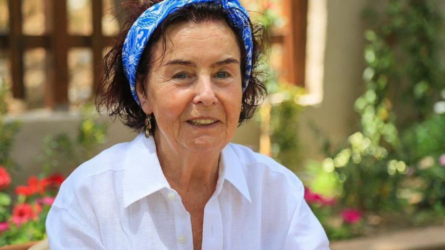 Fatma Girik evinde kaza geçirdi