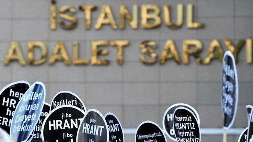 Hrant Dink cinayeti davasının yeni hakimi göreve başladı