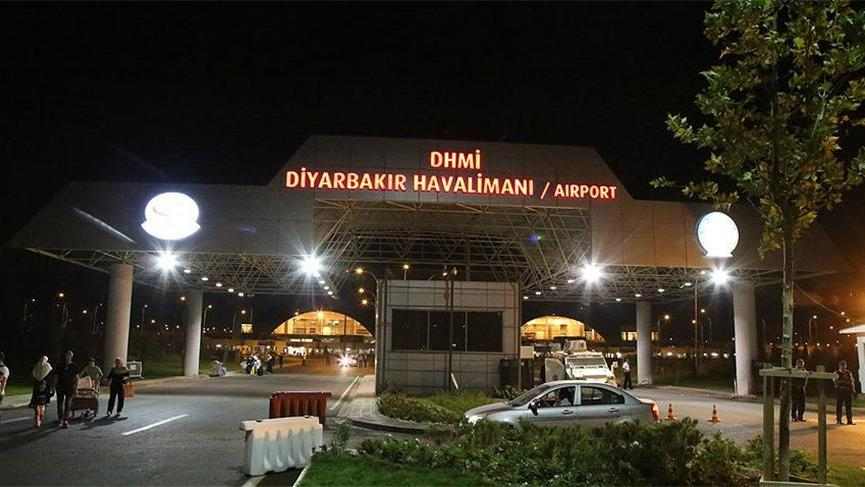 Terör örgütü PKK'nın sorumlularındandı! Diyarbakır Havalimanı'nda yakalandı