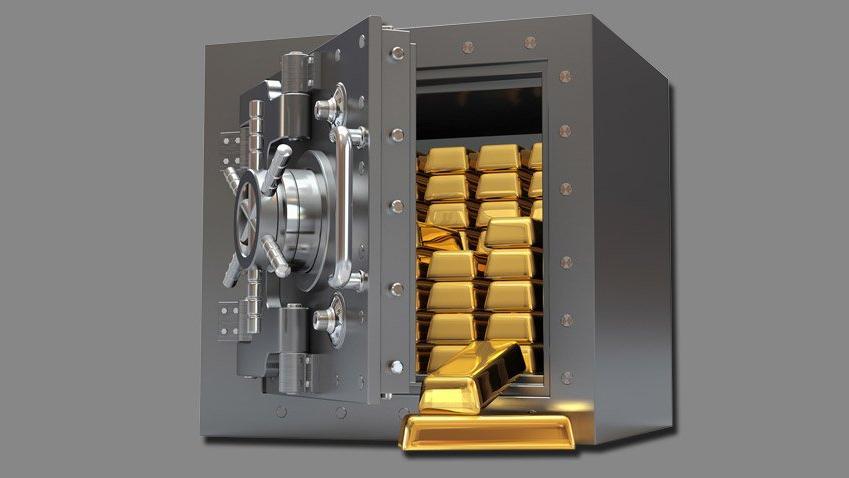 Bankalardan 10.6 ton altın çıktı