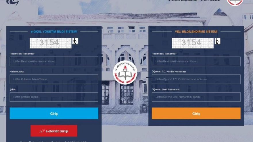 E-Okul giriş ekranı: E-Okul ve VBS sistemine nasıl giriş yapılır?