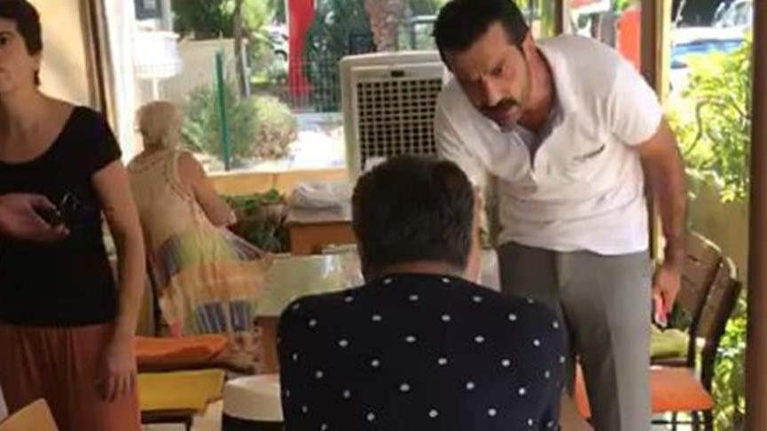 Barbaros Şansal'a tepki gösterenKKTC'li genel başkan vegenel sekretere dava