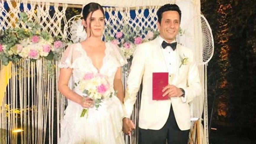 Ferhan Şensoy ve Cem Öğet hayatını birleştirdi