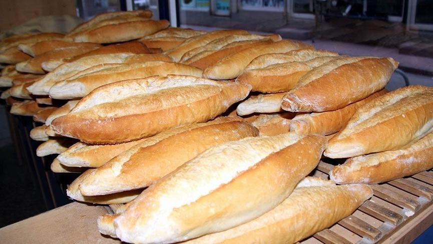 Marketlere ekmek freni