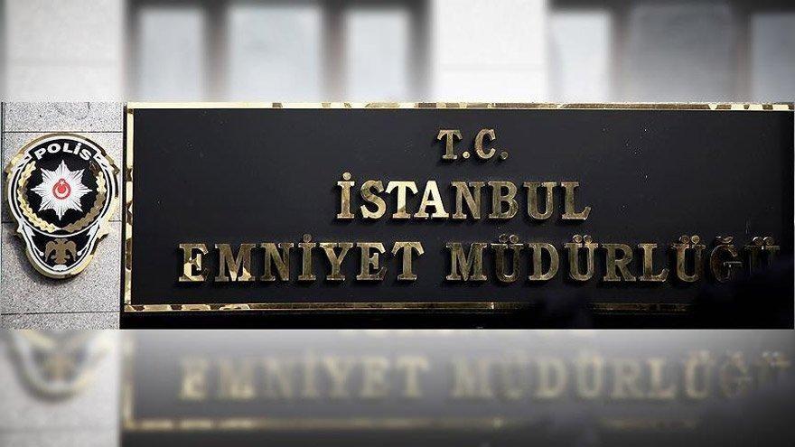 İstanbul Emniyeti'nde flaş değişim!