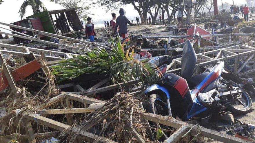 7.7'lik depremde facianın boyutu gözler önünde… Ölü sayısı 48'e yükseldi