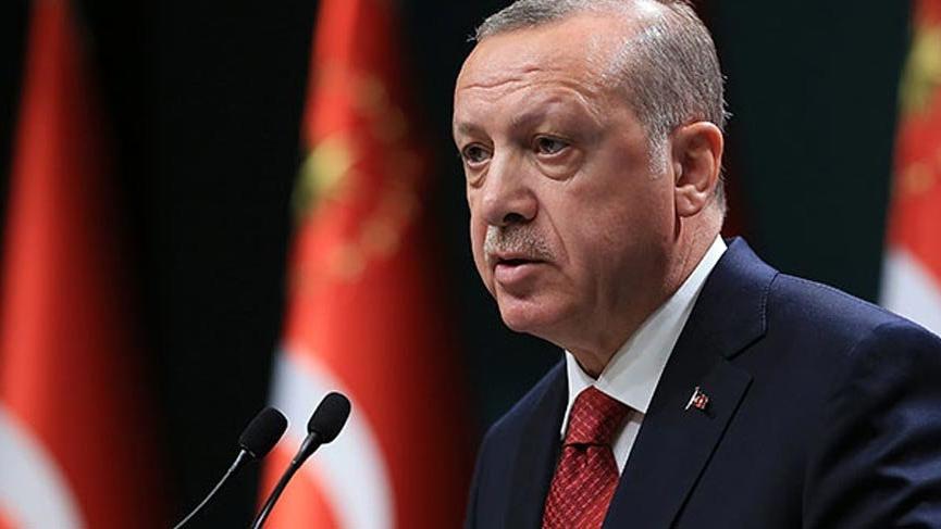Erdoğan: Eğitimde tarihi değişimlere hazırlanıyoruz