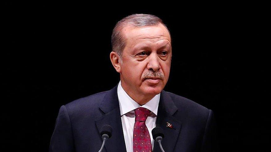 Erdoğan: Masumların öldürülmesine seyirci kalamayız