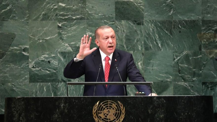 Erdoğan'dan ABD'ye yanıt: Bıraktım git deme hakkım yok