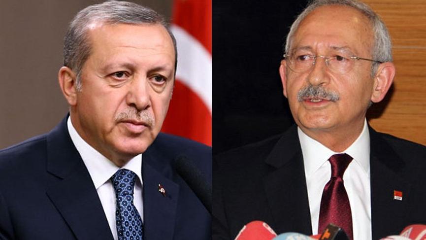 Erdoğan'dan Kılıçdaroğlu'na 250 bin TL'lik dava