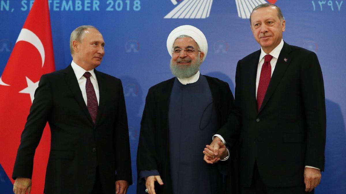 Son dakika... İran'da Erdoğan ve Putin arasında İdlib atışması
