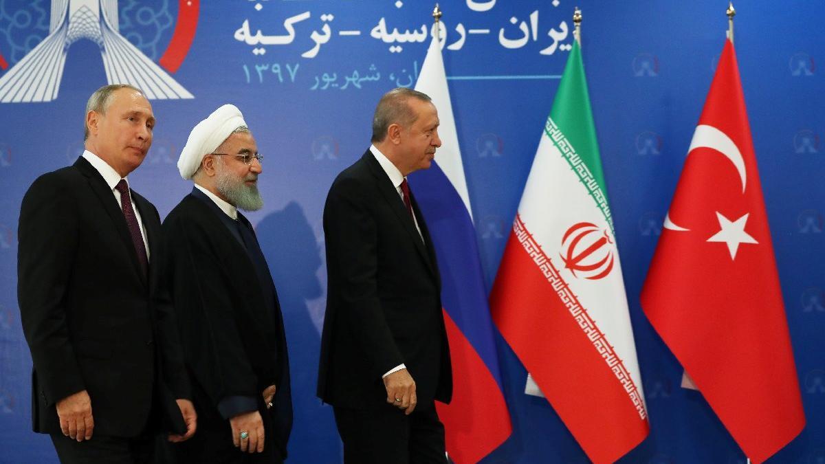 Tahran Zirvesi'nin sonucu: Türkiye'nin istediği ateşkes kararı çıkmadı