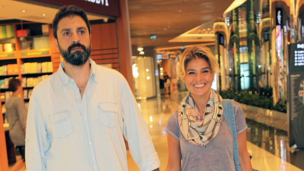"""Gülben Ergen ve Erhan Çelik otomobil çizme davasında """"Keşif"""" kararı"""