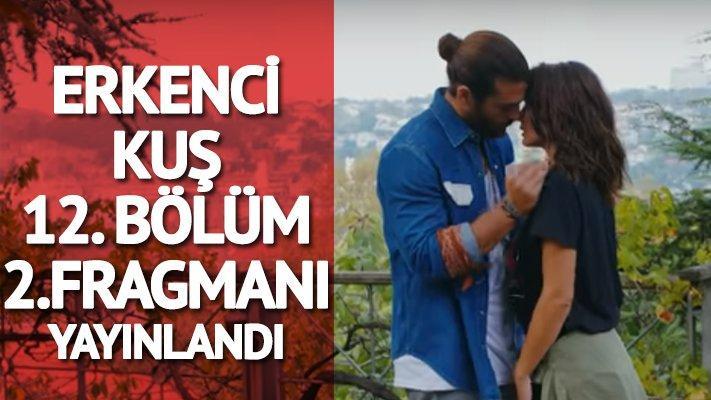 Erkenci Kuş 12. bölüm 2. fragmanı yayınlandı! Can'dan Sanem'e ilan-ı aşk