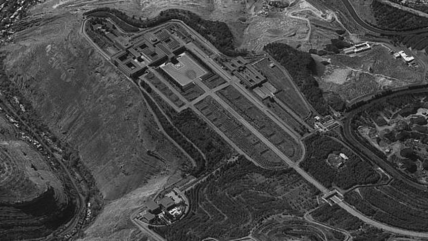 İsrail, Esad'ın sarayının uydu görüntüsünü yayınladı
