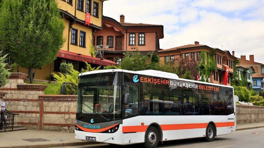 Eskişehir'de şehiriçi ulaşım fiyatları iki yılın ardından zamlandı