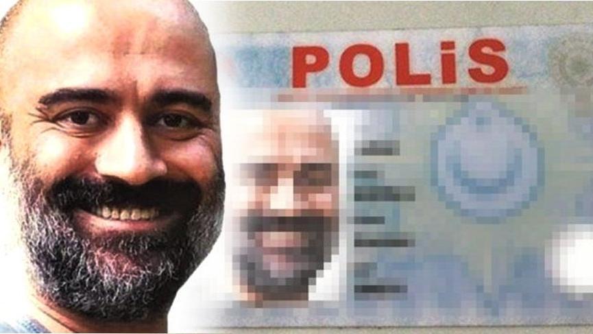 Oyuncu Fatih Göksel Aydoğduoğlu'nun üzerinden sahte başkomiser kimliği çıkınca…