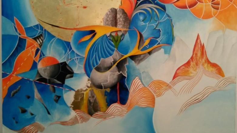 Gizemli sanatçı Faure'den yeni bir resim türü: Faurizm