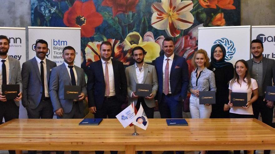 Mornero, 1,1 milyon lira değerleme ile yatırım aldı
