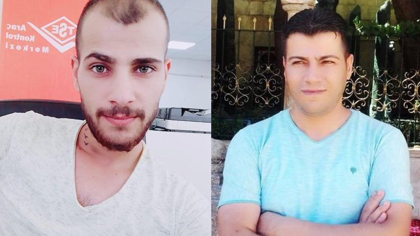 Fırat Nehri'nde boğulan iki kardeş yan yana toprağa verildi
