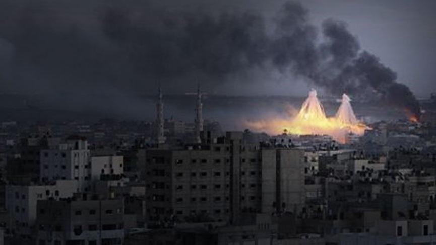 Rusya, ABD'nin fosfor bombasıyla Suriye'ye saldırdığını duyurdu