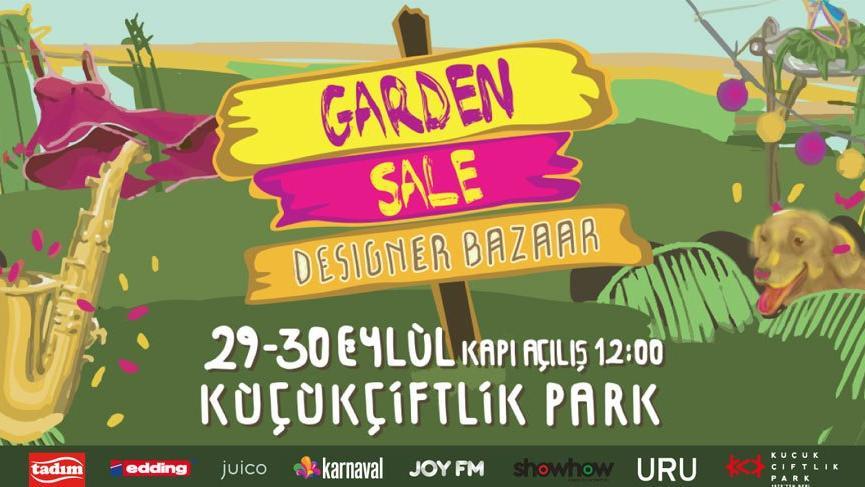Garden Sale 2018 başlıyor